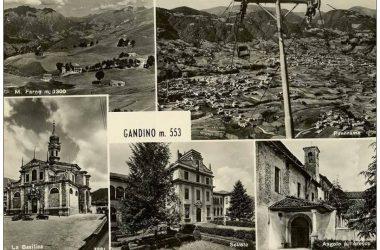 Cartoline di Gandino