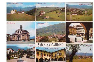 Cartoline storiche Gandino