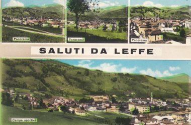 Cartoline storiche Leffe