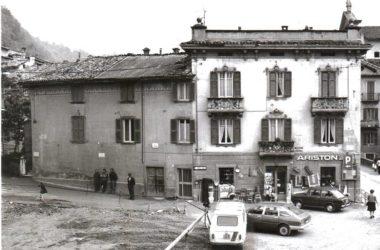 Casa Redondi nel 1977 San Giovanni Bianco