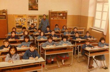 Casa del Fanciullo 1° elementare 1979 Gazzaniga
