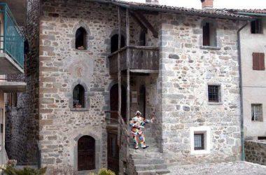 Casa di Arlecchino San Giovanni Bianco