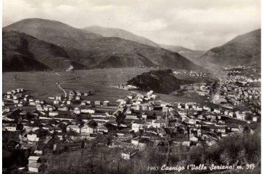 Casnigo nel 1965