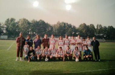 Centro Sportivo Boltiere nel 1985