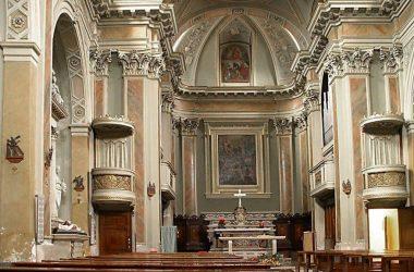 Chiesa Borgo di Terzo