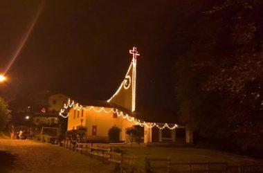 Chiesa Monte Croce Leffe