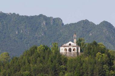 Chiesa Monte Crosio Clusone