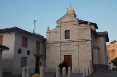 Chiesa Parrocchiale di Sant'Anna di Selva - Zandobbio