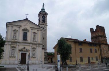 Chiesa di Curnasco Treviolo