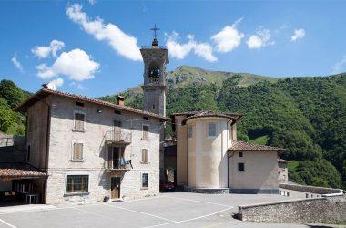 Chiesa di Oneta Valle Seriana