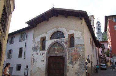 Chiesa di S.Anna Clusone