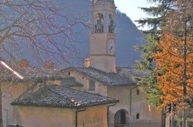 Chiesa di San Bernardo da Mentone a Oltressenda Alta