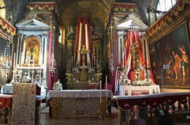 Chiesa di San Giuseppe Gandino 2