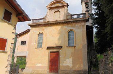 Chiesa parrocchiale di Brumano