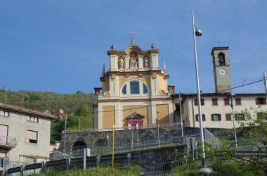 Chiesa parrocchiale di San Vittore Martire Gaverina Terme