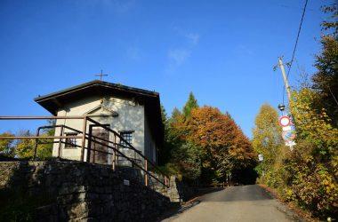 Chiesetta Monte Farno Gandino
