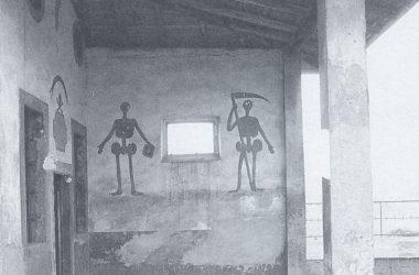 Chiesetta San Martini Vecchio prima del restauto Torre Boldone
