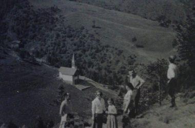 Chiesetta di Valpiana 1956 - Gandino