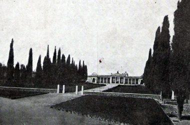 Cimitero Seriate anni 20