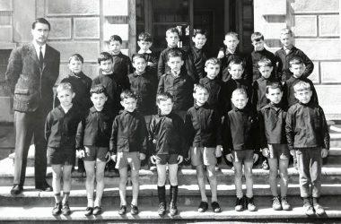 Classe 1956 scuola di Gandino