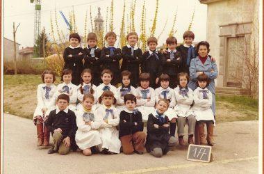 Classe 1971 asilo Calcinate