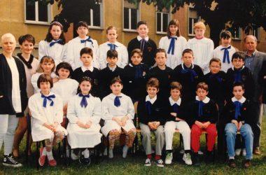 Classe 1983 scuola Cologno al Serio