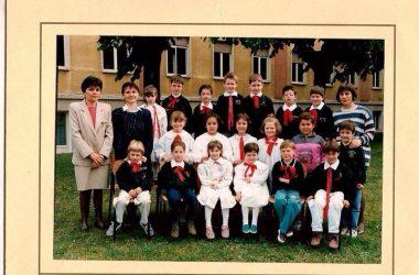 Classe 1987 Cologno al Serio