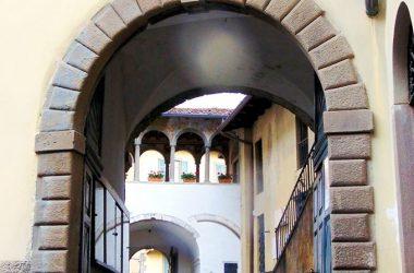 Clusone- Bergamo vie del borgo medioevale