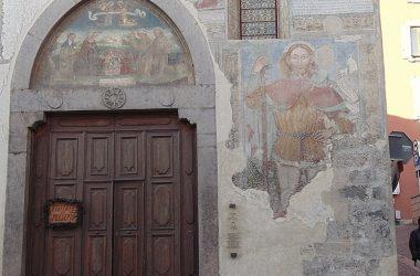 Clusone Bergamo Chiesa Sant' Anna