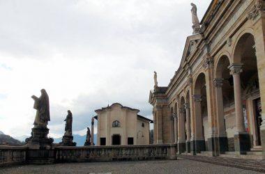 Clusone basilica di Santa Maria Assunta