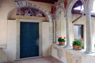 Clusone borgo Immagini