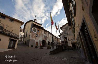 Clusone centro storico