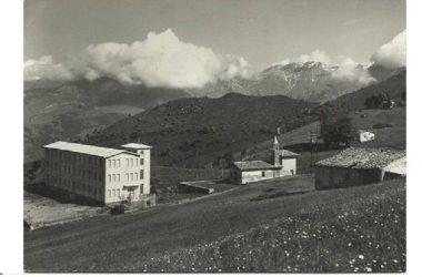 Colonia e Chiesetta Monte Farno Gandino