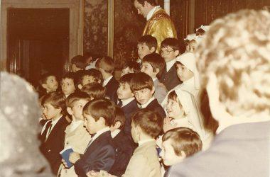 Comunioni Calcinate 1971