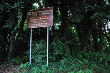 Confine Castel Liteggio Cologno al Serio