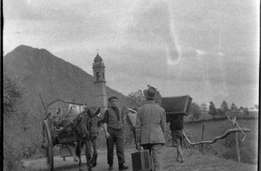 Cornalba nel 1947