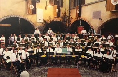 Corpo Musicale di Gandino, anno 1995