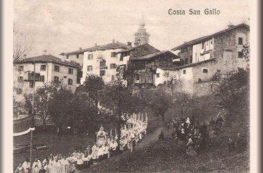 Costa San Gallo San Giovanni Bianco