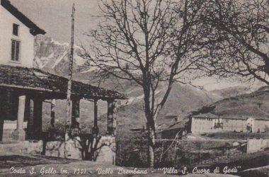 Costa San Gallo San Giovanni Bianco anni 60