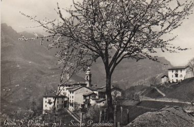 Costa San Gallo anni 60 San Giovanni Bianco