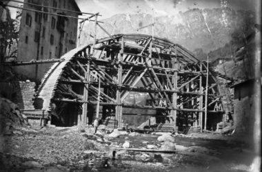 Costruzione Ponte San Giovanni Bianco
