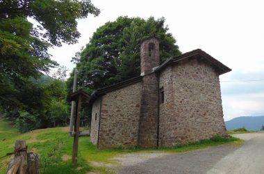 Cusio Bergamo L'oratorio di S. Maria Maddalena