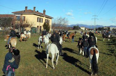 Dalmine a cavallo