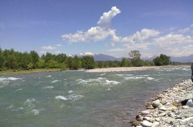 Dalmine fiume