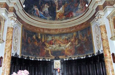 Dipinti Chiesa San Bartolomeo Lallio