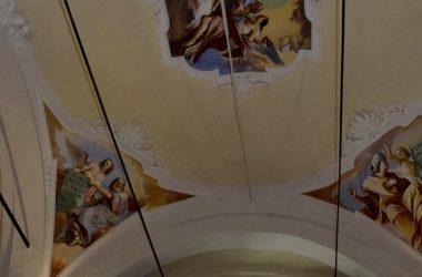 Dipinti Santuario Della Madonna Del Mirabile Trescore Balneario