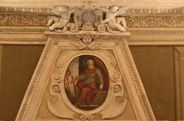 Dipinti chiesa San Paolo d'Argon