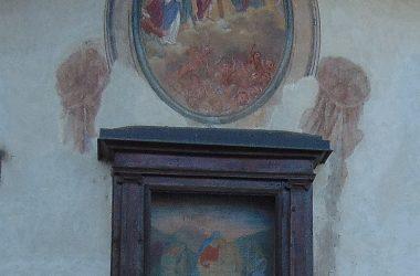 Dipinto Chiesa San Bartolomeo Lallio