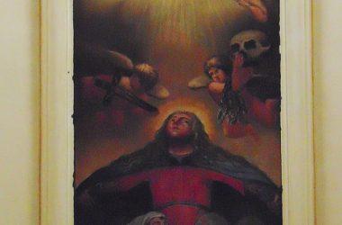 Dipinto Chiesa dei Disciplini Rovetta