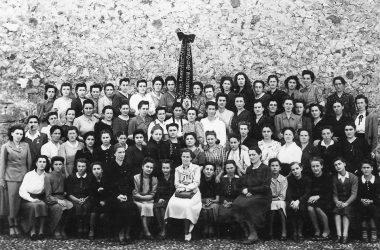 Donne di Casnigo anni 50